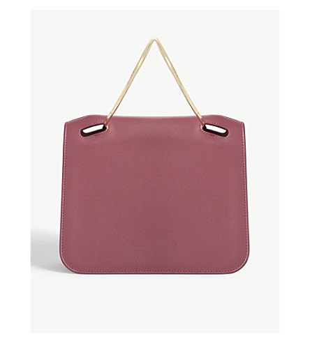 ROKSANDA Neneh leather tote (Musk