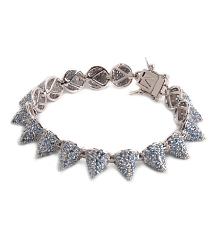 EDDIE BORGO Cone bracelet (Silver