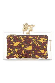 CHARLOTTE OLYMPIA Dragon pandora clutch