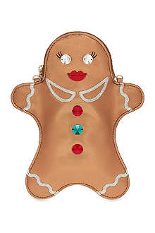 CHARLOTTE OLYMPIA Gingerbread lady cross-body bag