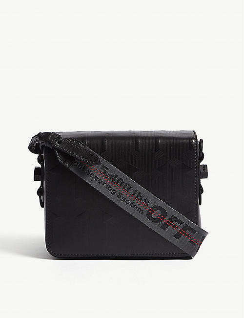 Womens Small Leather Pouch Off-white 9KDiENruv
