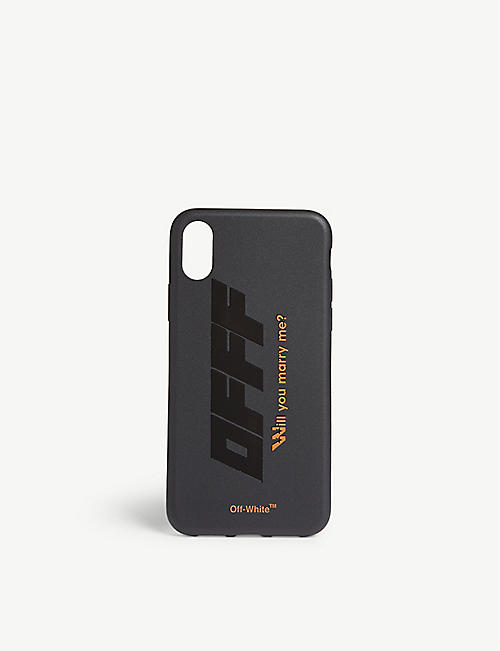 OFF-WHITE C O VIRGIL ABLOH Modern Obstacles phone case d4a9cfbcd9