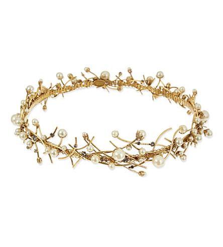 ERICKSON BEAMON Stratosphere crown (Pearl