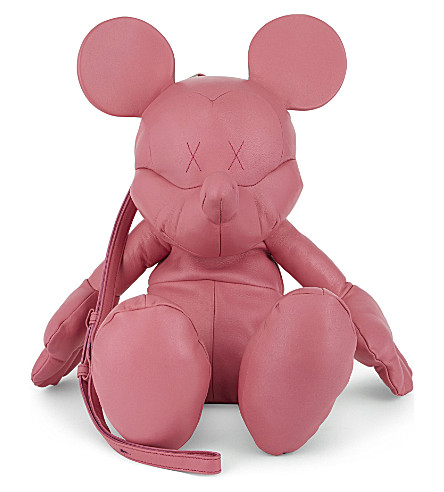 CHRISTOPHER RAEBURN Disney Mickey leather bag (Pink