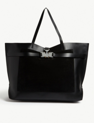 Tribuckle large leather tote(8242204)