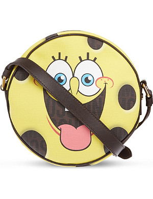 MOSCHINO Spongebob cross-body bag