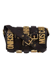 MOSCHINO Mo logo belt bag