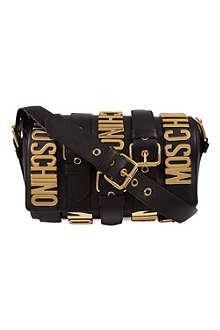 MOSCHINO Mo logo belt bag