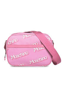 MOSCHINO Logo-detail shoulder bag