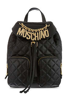 MOSCHINO Charms backpack