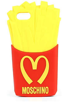 MOSCHINO Fries iPhone 5 case
