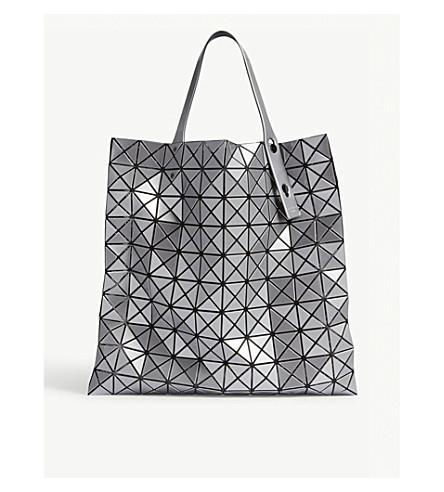 ... BAO BAO ISSEY MIYAKE Prism metallic tote bag (Silver. PreviousNext f4954ea663c52