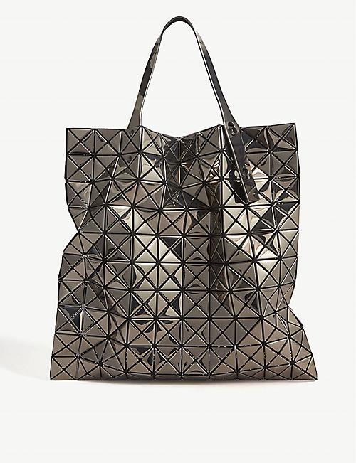f5383817384c BAO BAO ISSEY MIYAKE Prism metallic tote bag