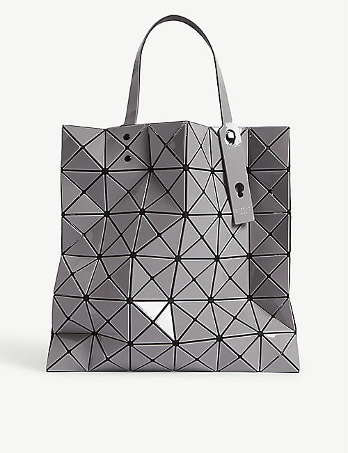 BAO ISSEY MIYAKE Lucent Two Tone Tote Bag