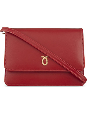 LAUNER Eva small cross-body bag