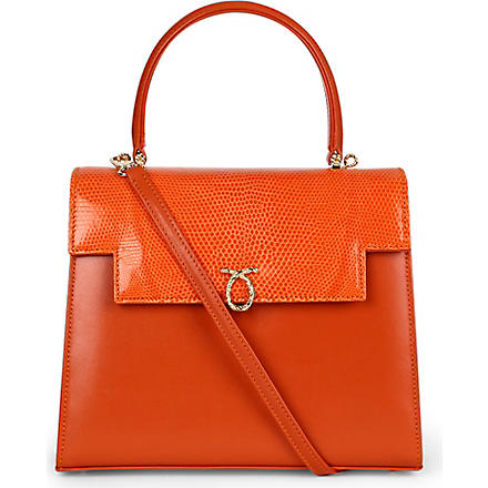 LAUNER Traviata handbag (Orange