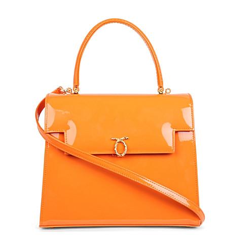LAUNER Traviata leather handbag (Jaffa