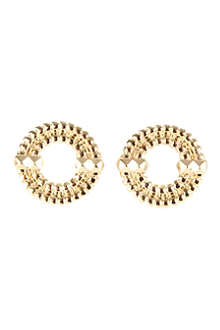 LARA BOHINC Apollo II stud earrings