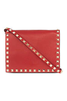 VALENTINO Nappa leather cross-body bag