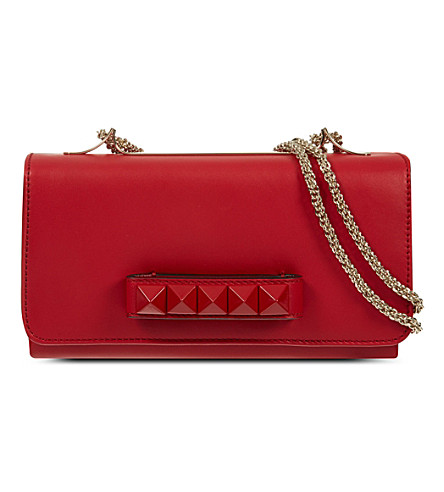 VALENTINO Va va voom shoulder bag (Red