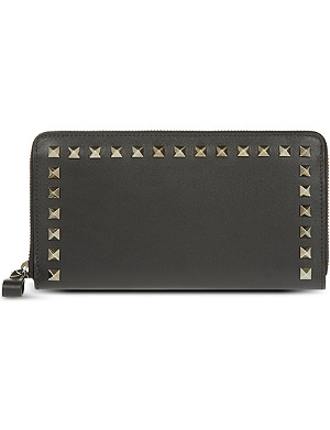 VALENTINO Continental zip around wallet