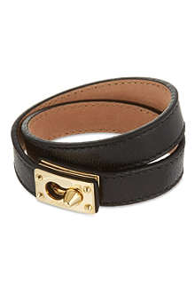 FENDI Double wrap bracelet