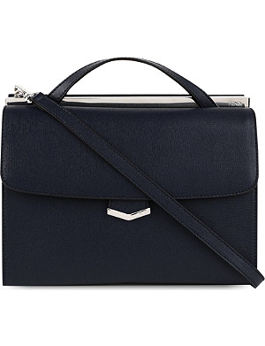 FENDI Demi Jour leather shoulder bag