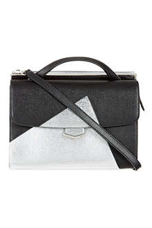 FENDI Demi Jour frame zip shoulder bag