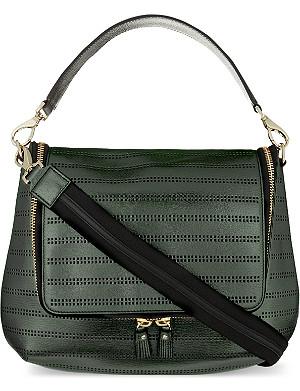 ANYA HINDMARCH Punctual effect satchel bag