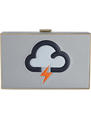 ANYA HINDMARCH Imperial weather clutch bag