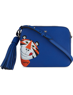 ANYA HINDMARCH Frosties leather crossbody bag
