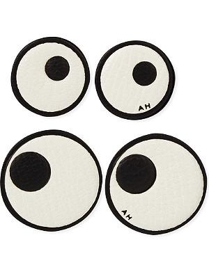 ANYA HINDMARCH Eyes leather sticker