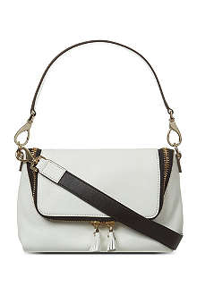 ANYA HINDMARCH Maxi Zip leather cross-body bag