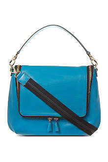 ANYA HINDMARCH Maxi Zip leather satchel