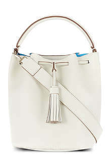 ANYA HINDMARCH Vaughan leather bucket bag