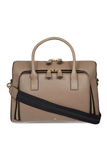ANYA HINDMARCH Maxi zip top-handle tote