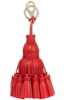 ANYA HINDMARCH Courtney tassel bag charm