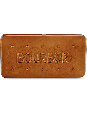 ANYA HINDMARCH Bourbon biscuit clutch