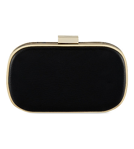ANYA HINDMARCH Mini Marano card case (Black