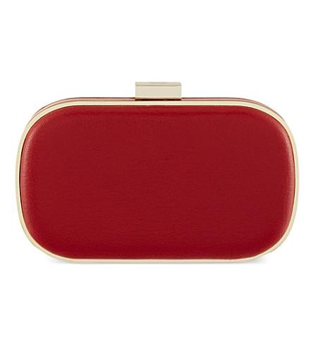 ANYA HINDMARCH Mini Marano card case (Red