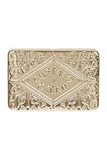ANYA HINDMARCH Custard cream clutch