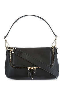 ANYA HINDMARCH Maxi zip cross-body bag