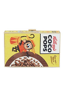 ANYA HINDMARCH Coco Pops clutch
