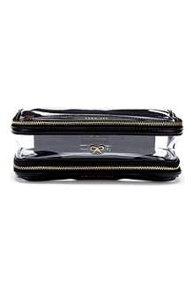ANYA HINDMARCH Inflight wash bag