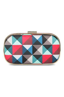 ANYA HINDMARCH Marano pyramid clutch