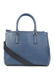 ANYA HINDMARCH Ebury small leather tote