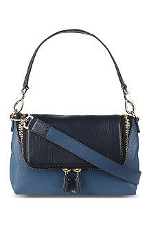 ANYA HINDMARCH Two-toned cross-body bag