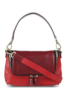 ANYA HINDMARCH Two-tone cross-body bag