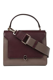 ANYA HINDMARCH Bathurst medium leather satchel