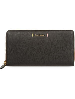 PAUL SMITH Albermale zip around wallet
